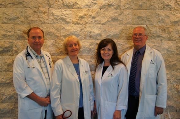 Alpine Clinic Staff