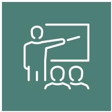 Classes and Seminars Icon