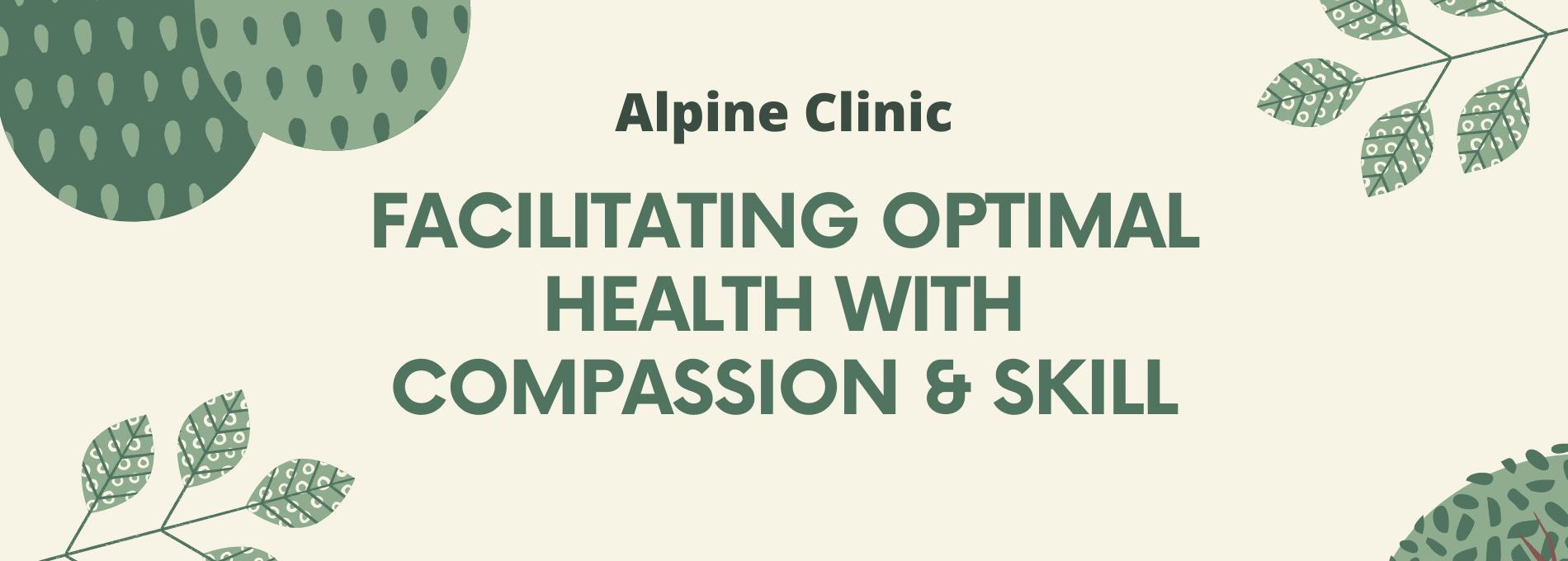 Facilitating Optimal Health
